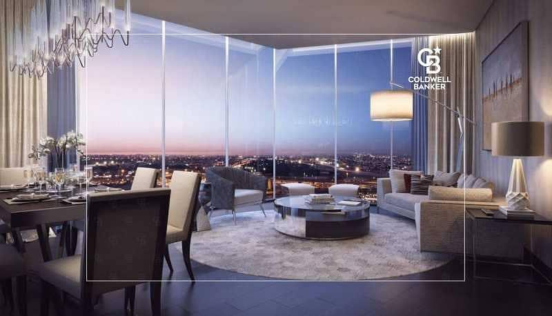 7 High Floor | Burj Khalifa and Dubai Mall Views