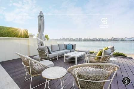 فیلا 4 غرف نوم للبيع في نخلة جميرا، دبي - Ultra-exclusive | Burj Al Arab and Atlantis Views