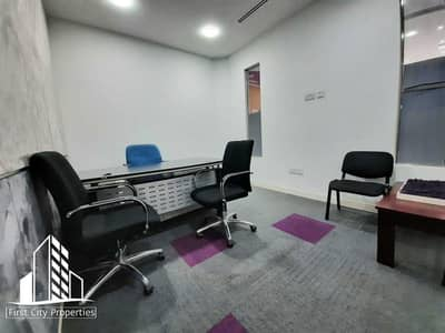 Office for Rent in Al Hosn, Abu Dhabi - Perfect Location for your Business Set Up