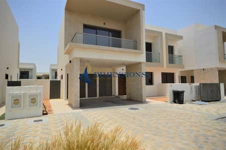 فیلا 3 غرف نوم للبيع في جزيرة ياس، أبوظبي - Own a Prestigious Brand New 3BR Villa  I Ready to Move In I