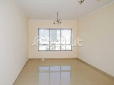 شقة 2 غرفة نوم للايجار في المجاز، الشارقة - شقة في برج كابيتال المجاز 2 المجاز 2 غرف 33000 درهم - 4982054