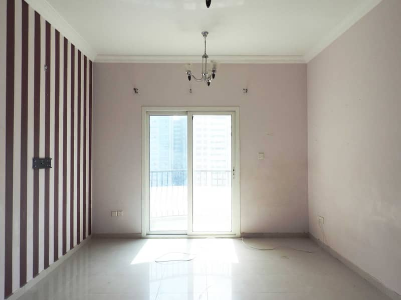 2BHK Available for Rent in Al Nahda area (backside Ansar Mall)