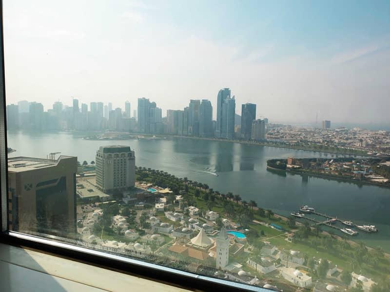 شقة في برج الفراسة المجاز 1 المجاز 4 غرف 120000 درهم - 5107602