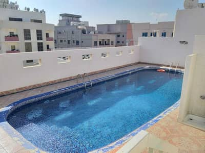 2 Bedroom Flat for Rent in Al Nahda, Dubai - Cheapest & Spacious 2 Bedroom Hall Just in 37k With Gym Pool Parking Near To Pond Park nahda2