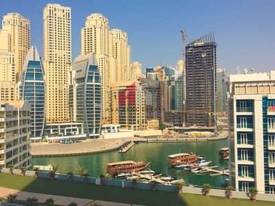 فلیٹ 2 غرفة نوم للبيع في دبي مارينا، دبي - SPECTACULAR VIEW IN MARINA 2BR WITH GOOD PRICE