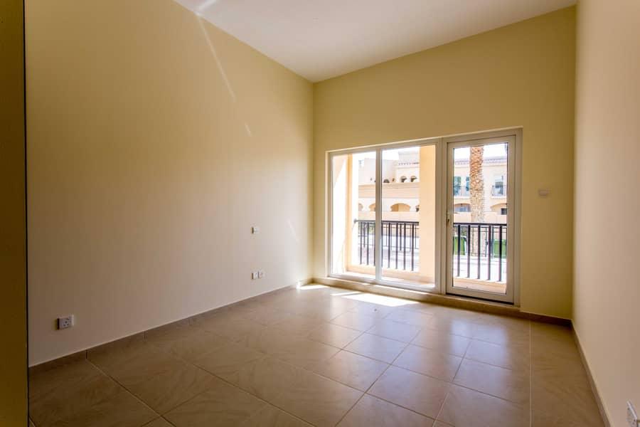 Elegant 2 BR Ground apartment