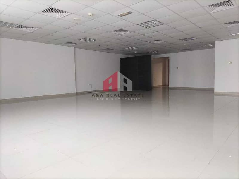 2 Lake View unfurnished Office for Rent in Fortune Tower