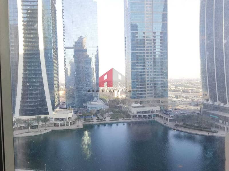 12 Lake View unfurnished Office for Rent in Fortune Tower