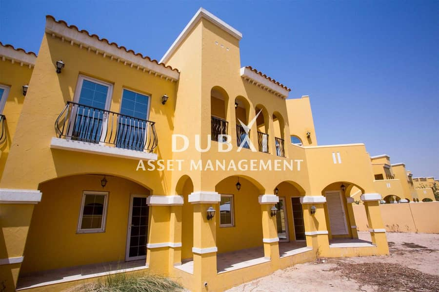 Spacious 3 BR Villa | Nice view | 0% Commission