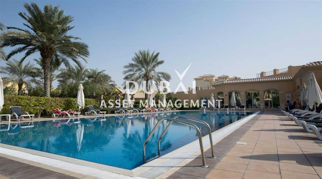 7 Spacious 3 BR Villa | Nice view | 0% Commission