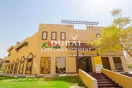 شقة في غروب مردف مردف 2 غرف 63000 درهم - 4273980