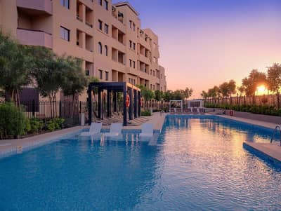 فلیٹ 2 غرفة نوم للايجار في مردف، دبي - شقة في غروب مردف مردف 2 غرف 48000 درهم - 4171477