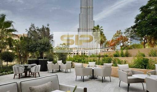 بنتهاوس 4 غرف نوم للبيع في وسط مدينة دبي، دبي - The Address Downtown