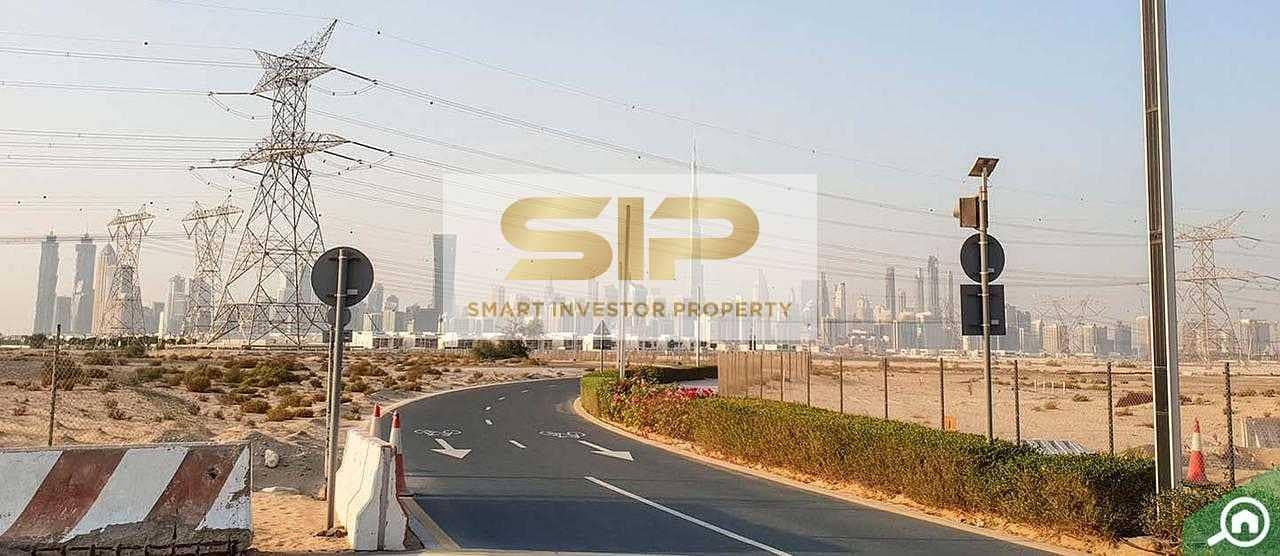 5 Prime location Shopping Centre plot for sale Meydan