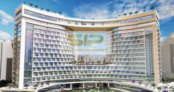 فلیٹ 1 غرفة نوم للبيع في نخلة جميرا، دبي - One BR for SALE w/ Breathtaking views Marina skyline
