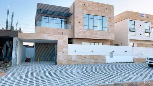 فیلا 5 غرف نوم للبيع في الياسمين، عجمان - فيلا راقية للبيع في امارة عجمان منطقة الياسمين قريبة من كلمل الخدمات وتملك حر لكل الجنسيات
