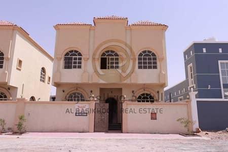 فیلا 4 غرف نوم للبيع في المنامة، عجمان - للبيع فيلا سوبر ديلوكس فى منطقة المنامة حوض 7 ,, تملك حر لجميع الجنسيات بسعر لقطة - عجمان