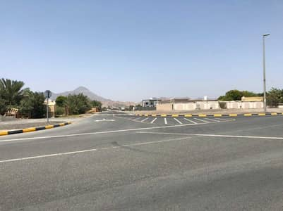 Plot for Sale in Al Manama, Ajman - All sites and spaces are available, very special basins, easy entrances and exits, suitable prices