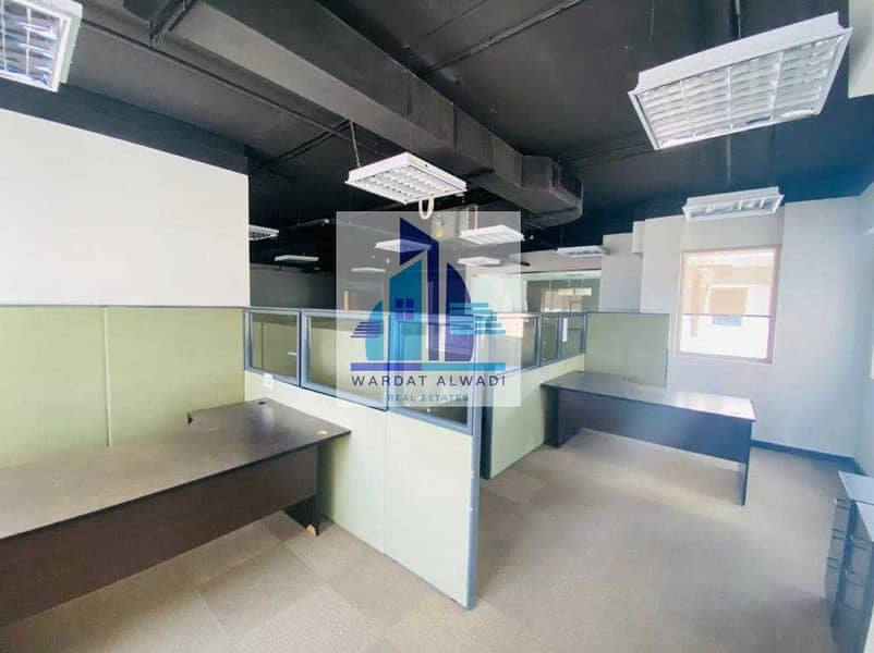 2 LARGE FULLY FITTED OFFICE | ASPECT TOWER | BUSINESS BAY