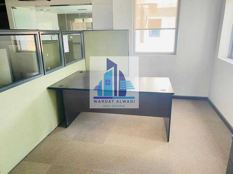 5 LARGE FULLY FITTED OFFICE | ASPECT TOWER | BUSINESS BAY