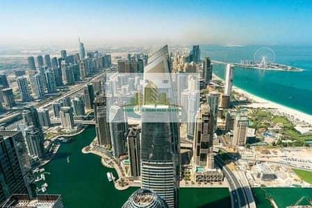 5 Bedroom Penthouse for Rent in Dubai Marina, Dubai - Penthouse Princess Tower Full Panoramic View 5 Bedroom+Maids Room