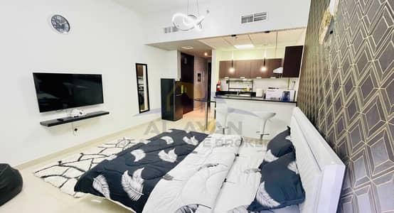 Studio for Rent in Dubai Sports City, Dubai - LUXURIOUS STUDIO l EAGLE HEIGHTS l 3500/- PER MONTH