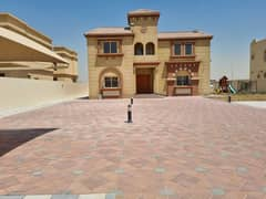 independent 5 Master bedroom Villa For Rent With  Security Camera in Nouf Area in 160,000 in 2 payment ready to move
