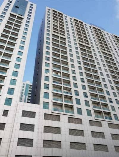 فلیٹ 1 غرفة نوم للايجار في النعيمية، عجمان - شقة للايجار  غرفة وصالة فى السيتى تاور مفروشة