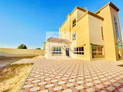 فیلا 7 غرف نوم للايجار في زاخر، العین - Brand New 7 Master Bedroom Villa