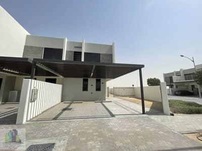 تاون هاوس 3 غرف نوم للايجار في (أكويا أكسجين) داماك هيلز 2، دبي - BIG PLOT NEAR PARK/POOL 3 BED+M CORNER UNIT IN AKOYA OXYGEN