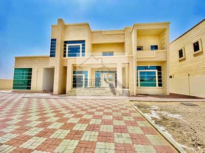 6 Bedroom Villa for Rent in Al Towayya, Al Ain - Brand New 6 Bedroom Villa in Al Towayah