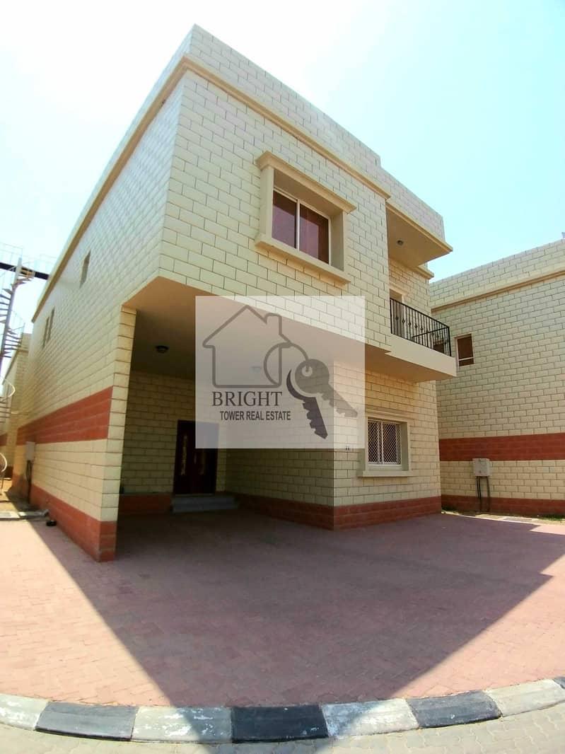 2 Amazing 4Bhk Duplex Compound Villa With Pool & Gym For Rent Markhaniya 80K
