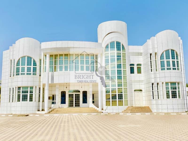 6 Bedroom Villa With Big Yard in Falaj Hazza