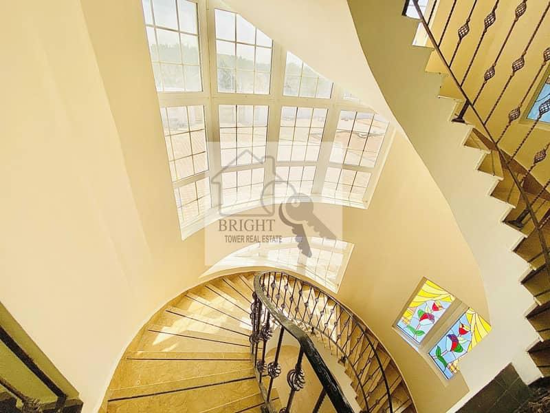 25 6 Bedroom Villa With Big Yard in Falaj Hazza