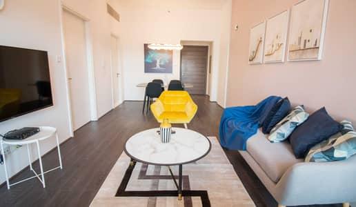 1 Bedroom Flat for Rent in Al Sufouh, Dubai - Chic 1BR   Quiet Neighborhood   Close to Amenities