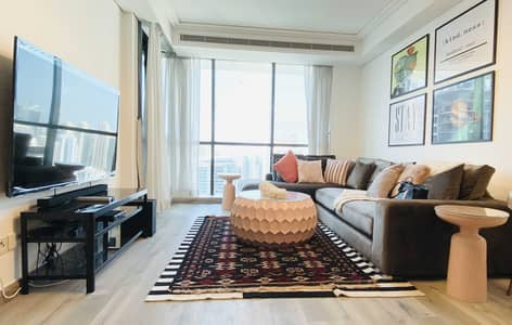 2 Bedroom Flat for Rent in Jumeirah Lake Towers (JLT), Dubai - Fully Upgraded 2BR | All Bills Included