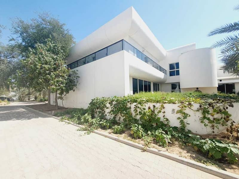 modern big independent villa  in Jumeirah 1 rent is 800k