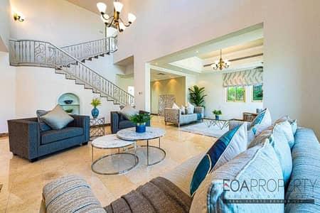 فیلا 5 غرف نوم للبيع في جزر جميرا، دبي - Well Maintained | Fully Furnished | Best for Investment