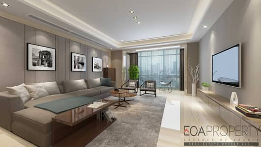 2 Bedroom Flat for Sale in Business Bay, Dubai - Fully Furnished Apartments   No Commission   Handover in Q4 2023   4 years post handover Payment Plan