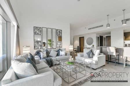 شقة 2 غرفة نوم للايجار في الروضة، دبي - All Bills Included!  Fully Furnished Luxury Apartment