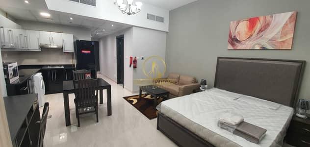 استوديو  للايجار في الخليج التجاري، دبي - Fully Furnished spacious Studio| XL balcony| Luxury Finish| State of the Art Facilities