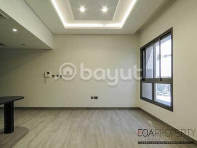 استوديو  للايجار في مثلث قرية الجميرا (JVT)، دبي - New Building/Pool-side view/Nice Layout