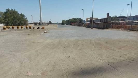 ارض صناعية  للايجار في مصفح، أبوظبي - Service Lands for Long Term Lease