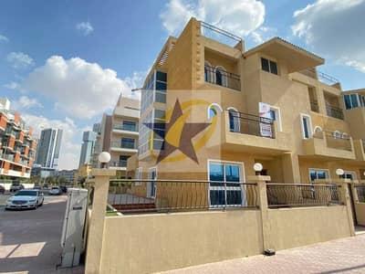 فیلا 4 غرف نوم للبيع في قرية جميرا الدائرية، دبي - Corner Villa |Lavish Living| Plus Maid Room