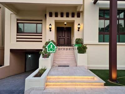 5 Bedroom Villa for Rent in Al Maqtaa, Abu Dhabi - Fully Upgraded! Corner single row villa