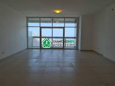 فلیٹ 3 غرف نوم للايجار في الخالدية، أبوظبي - No Commission! Massive 3 beds with balcony