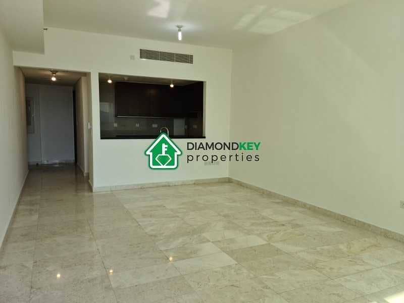 Open View 1 bedroom with balcony
