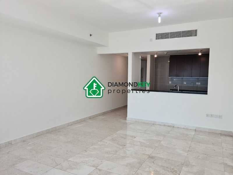 2 Open View 1 bedroom with balcony
