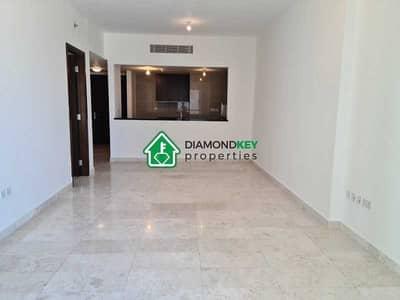 شقة 1 غرفة نوم للايجار في جزيرة الريم، أبوظبي - Biggest 1 Bedroom with Balcony in Marina Square