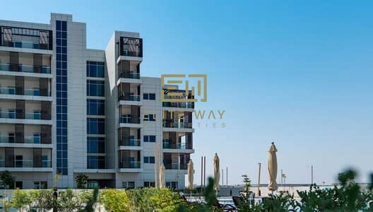 2 Bedroom Apartment for Sale in Masdar City, Abu Dhabi - Modified and Luxury Two Master Bedrooms
